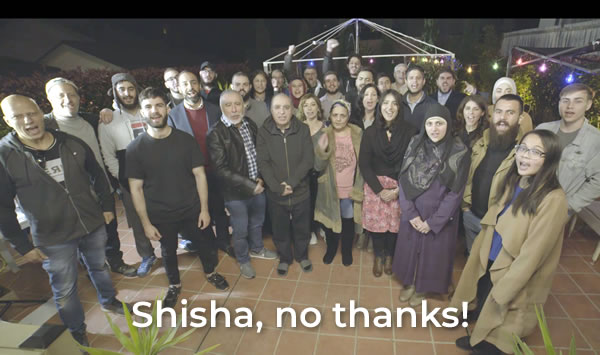 ShishaNoThanks video cast and crew